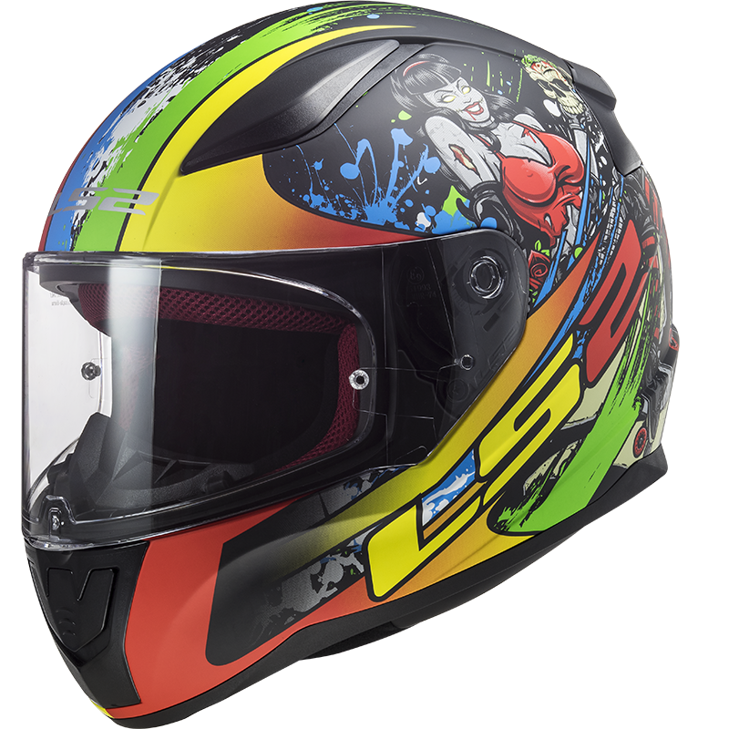 HELMET LS2 FF353 RAPID FEISTY