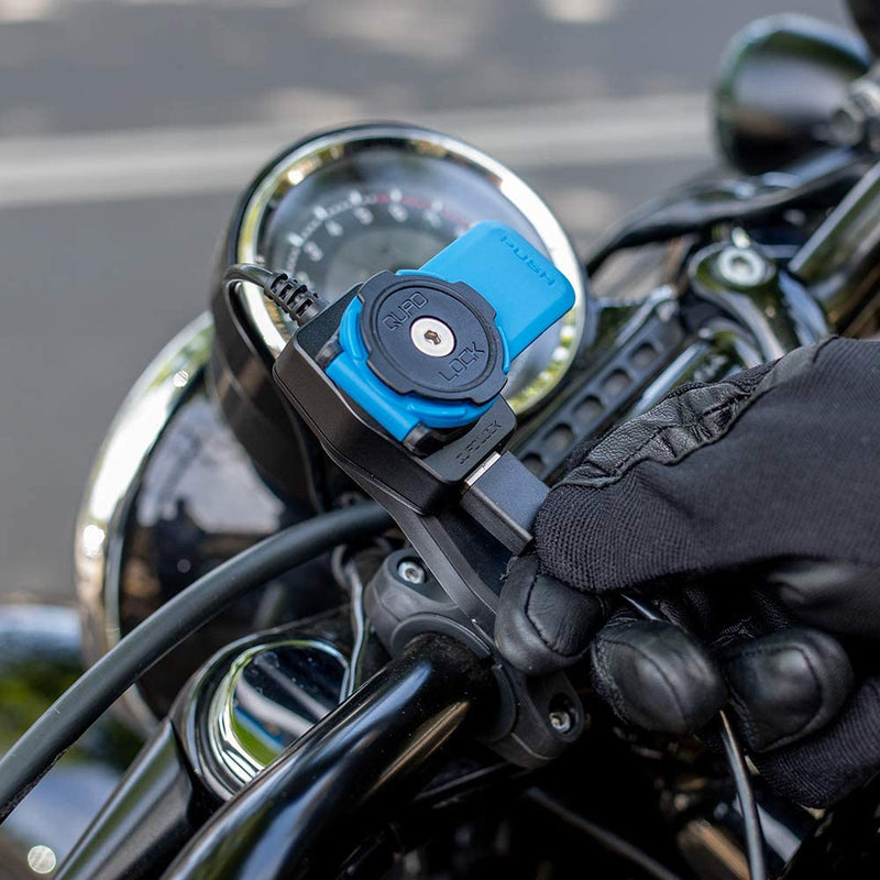 Quad Lock Motorcycle USB Charger