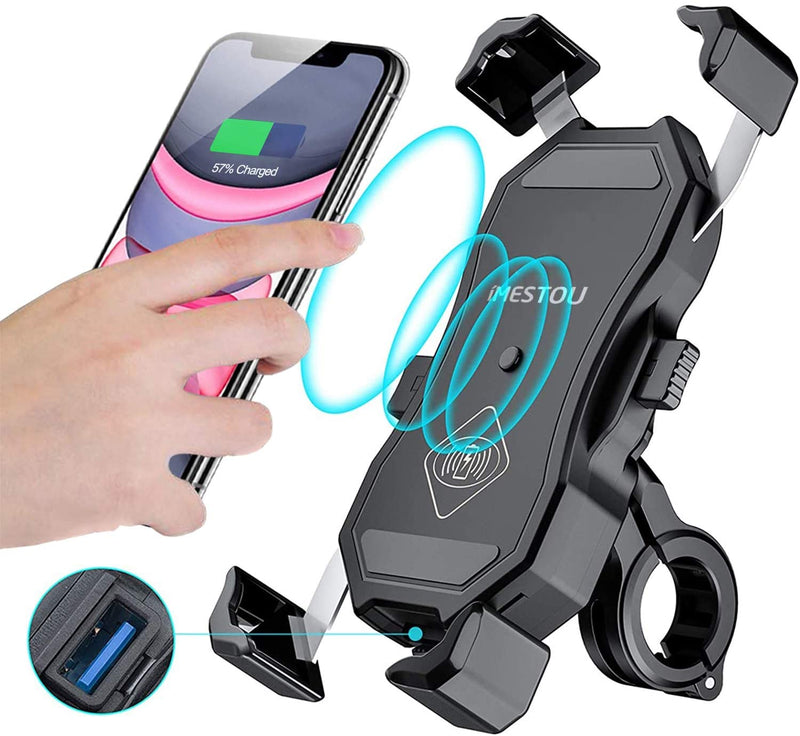X-Grip Phone Holder - Wireless Charge