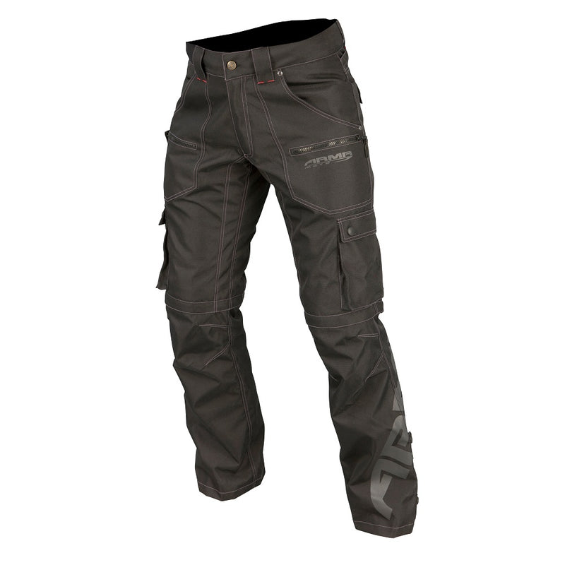 Trousers ARMR  INDO 2 / Dry Tek Waterproof and Breathable Membrane / Black