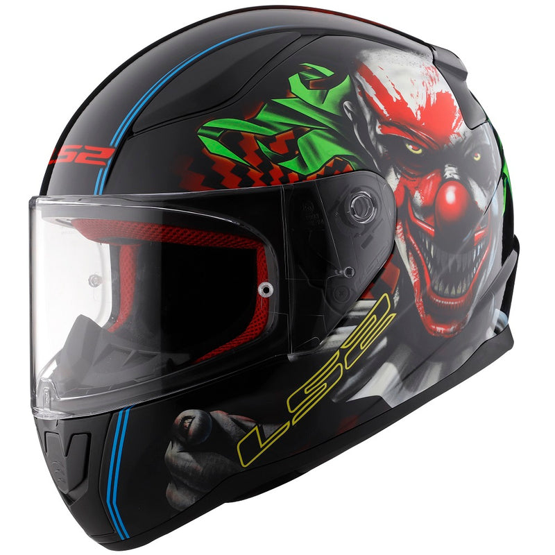 HELMET LS2 FF353 RAPID HAPPY DREAMS