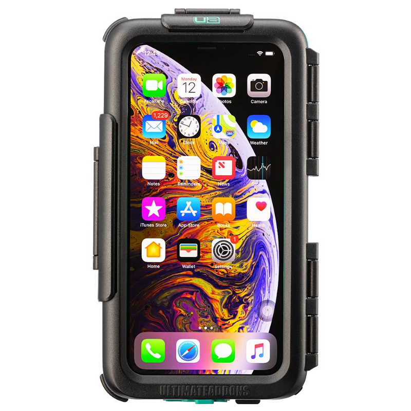 IPHONE 11 / 11 Pro Max  MOTORCYCLE WATERPROOF TOUGH CASES