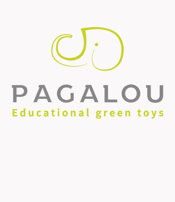 Pagalou Educational Green Toys