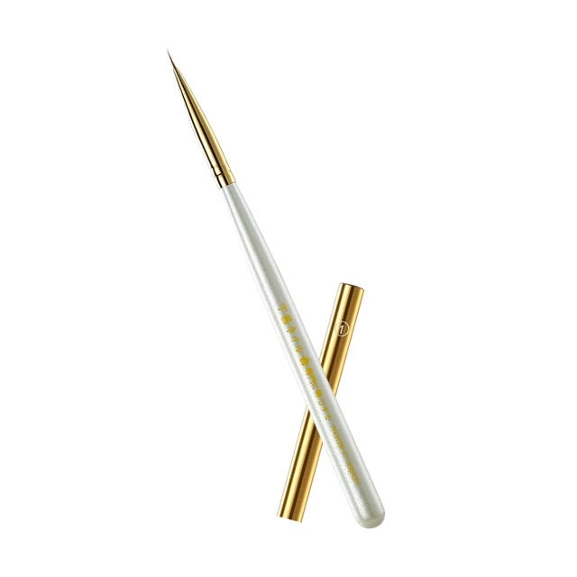 Nail Art Brush - Short Liner Detail Stripe Brush