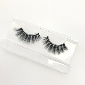 Deluxe Faux Mink Eyelashes - Audrey