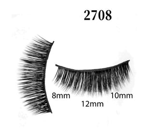 Silk Lashes Single Pair