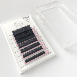 Eyelash Extension Palette - Eyelash Extension Tile with Lid