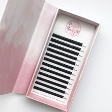 Load image into Gallery viewer, D Curl Lashes 0.07mm for Eyelash Extensions
