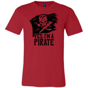 CL - Pirate, Unisex Tshirt