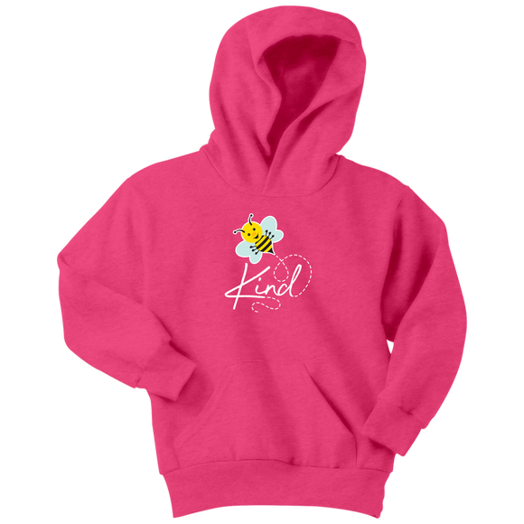 ADH - Bee Kind, Youth Hoodie