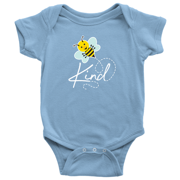 ADH - Bee Kind, Baby Bodysuit