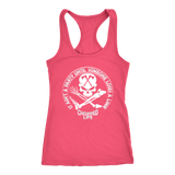 CL - Party, Ladies Racerback Tank