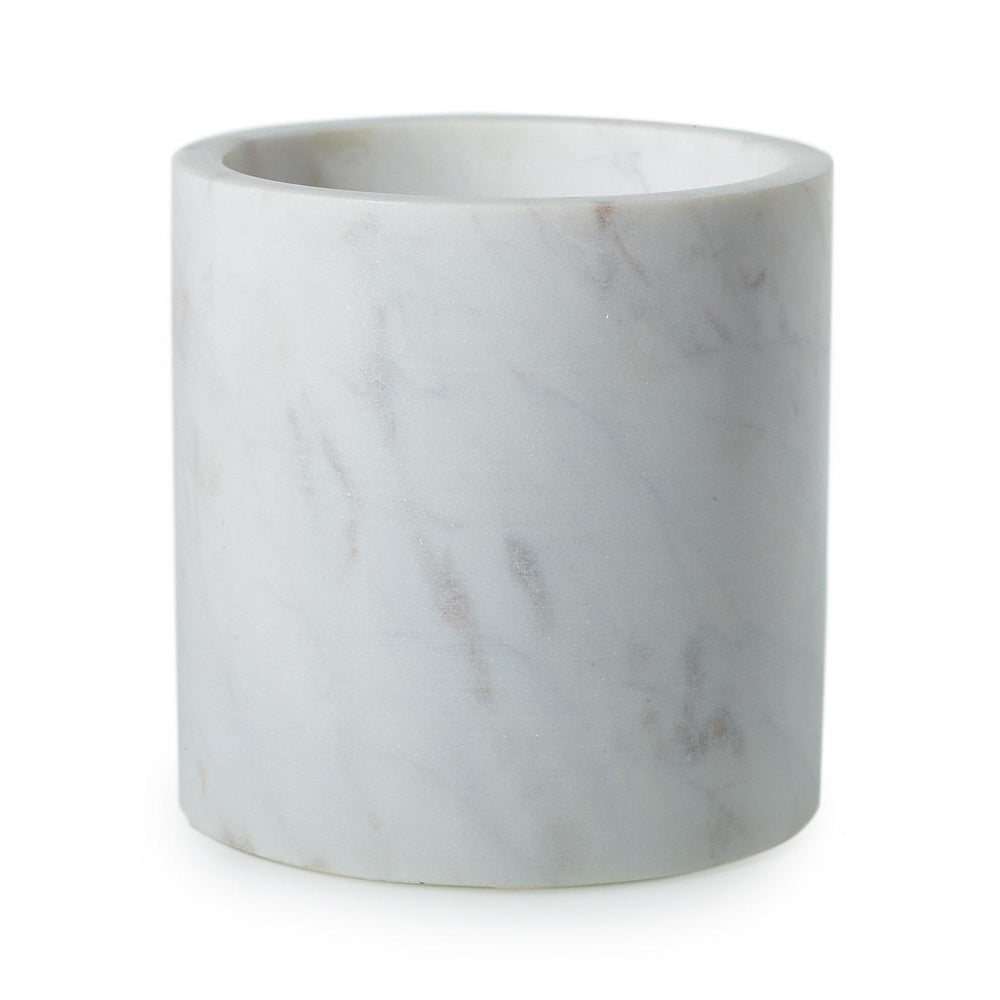 Load image into Gallery viewer, White Marble Pot