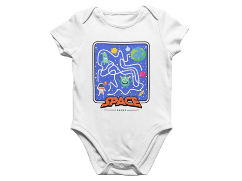 Space Baby Romper