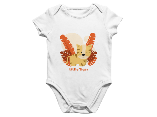 Little Tiger Baby Romper