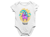 Friends Monster Baby Romper