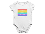 Equality Baby Romper