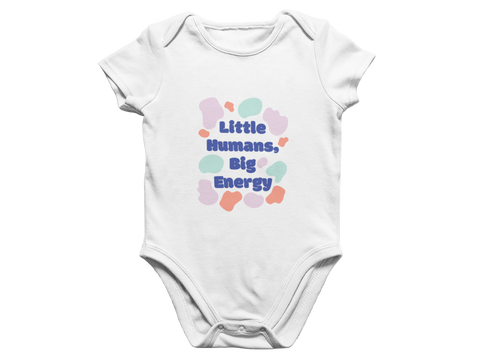 Little Humans Baby Romper