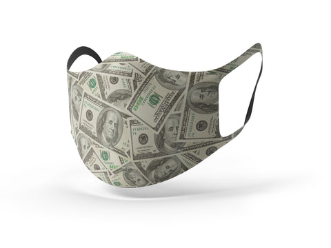 Pixilish Money Mask
