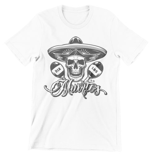 Muertos Party T-shirt