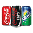 Coke Products in Cans