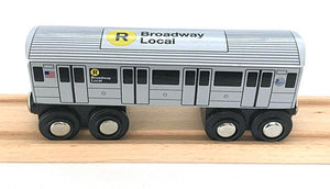 R-Train Broadway Local