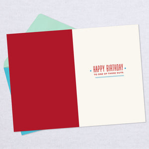Marvel Spider-Man You Have It All Birthday Card for Grandson