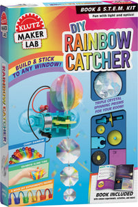 DIY Rainbow Catcher