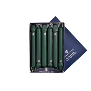 Evergreen Taper Candles-Various sizes avail.