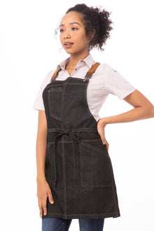 Berkeley Short Bib Apron