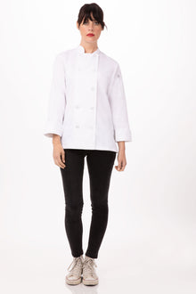 Le Mans Female Chef Coat