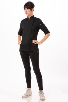 Hartford Female Chef Coat