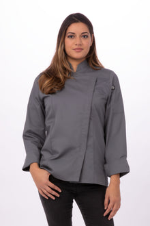 Lansing Female Chef Coat