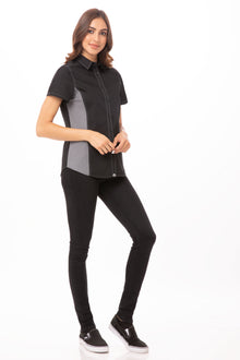 Female Universal Contrast Shirt