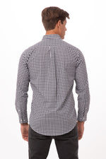 Gingham Dress Shirt