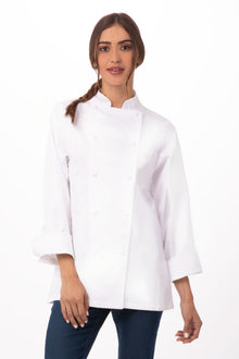 Elyse Chef Coat