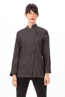 Gramercy Denim Women Chef Coat