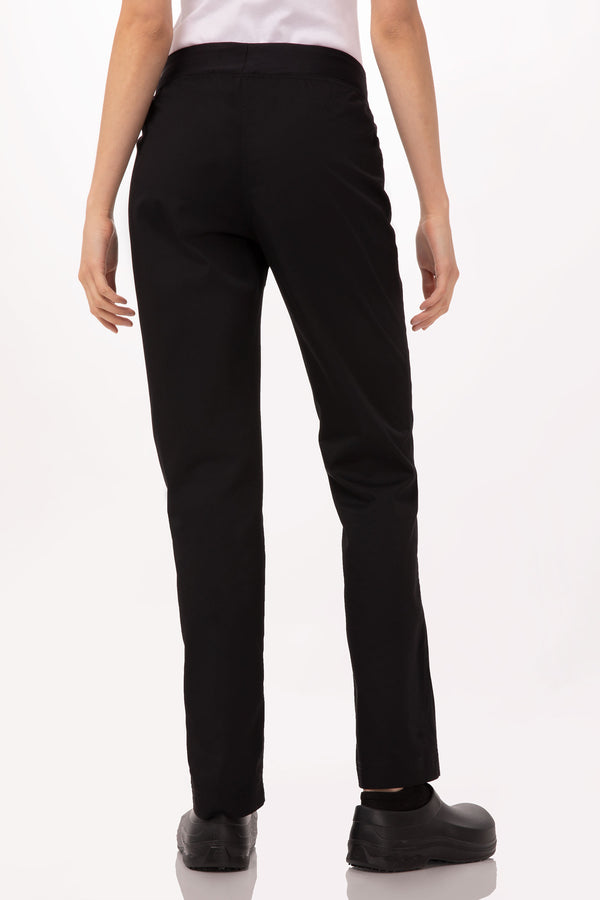 Lightweight Female Slim Chef Pants