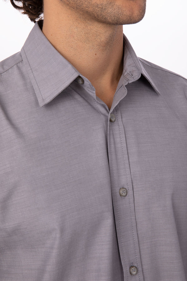 Chambray Men Shirt