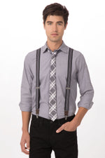 Plaid Urban Neck Tie
