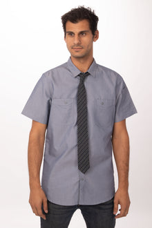 Diagonal Striped Urban Neck Tie