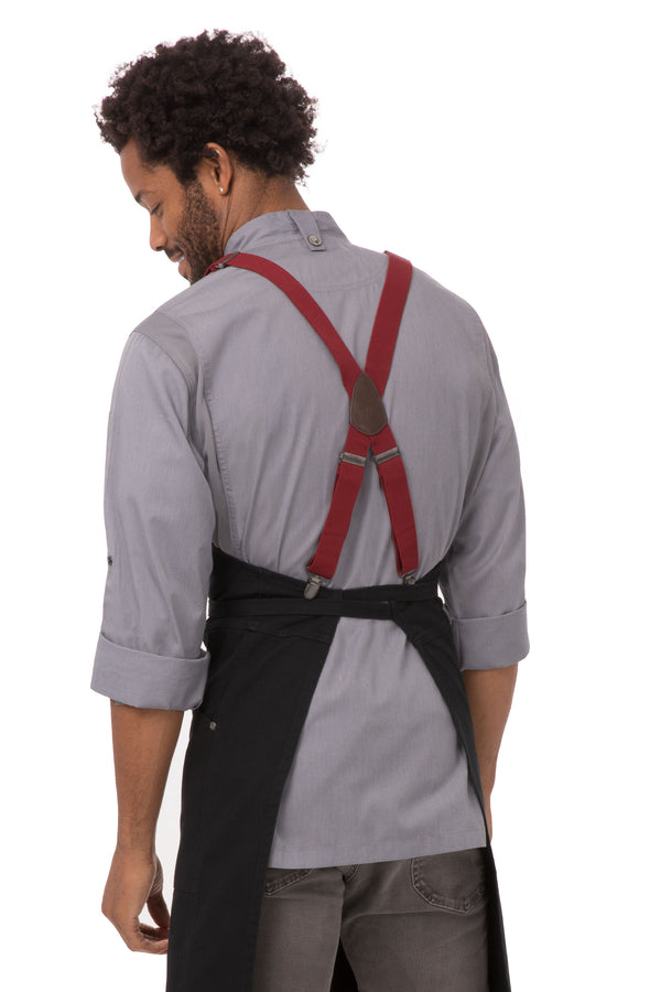 Berkeley Apron Suspenders