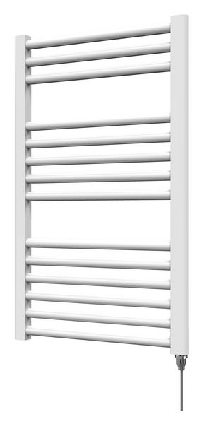 Center Cb Electric Straight Towel Warmer 800 X 500mm White