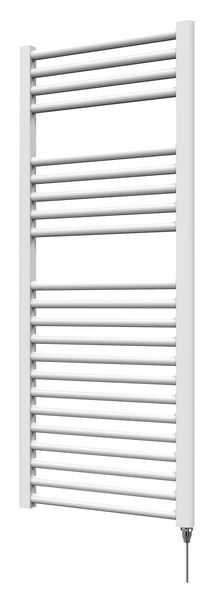 Center Electric Straight Towel Warmer 1200 X 500mm White