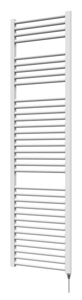 Center Electric Straight Towel Warmer 1800 X 500mm White