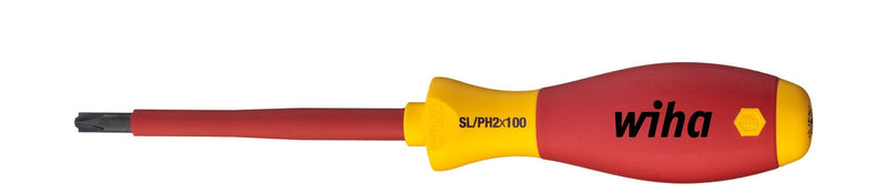 SoftFinish Screwdriver PlusMinus/Phillips