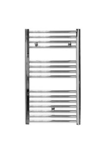 Centerrail Straight Towel Warmer 1222 X 500mm Chrome