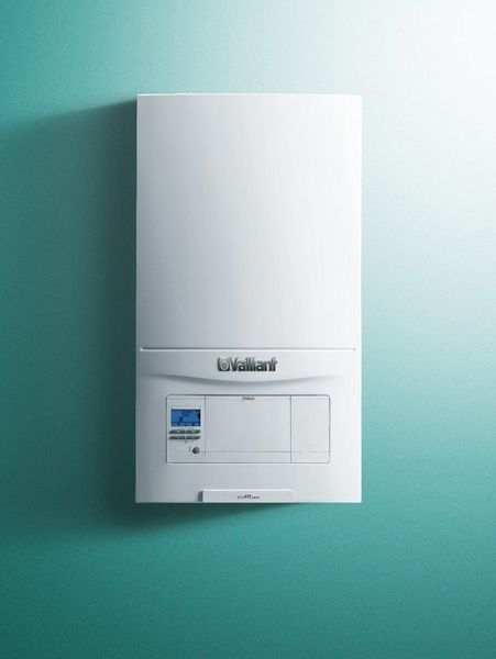 Vaillant Ecofit Pure 825 Combi Boiler With Horizontal Flue And Boiler Protection Kit