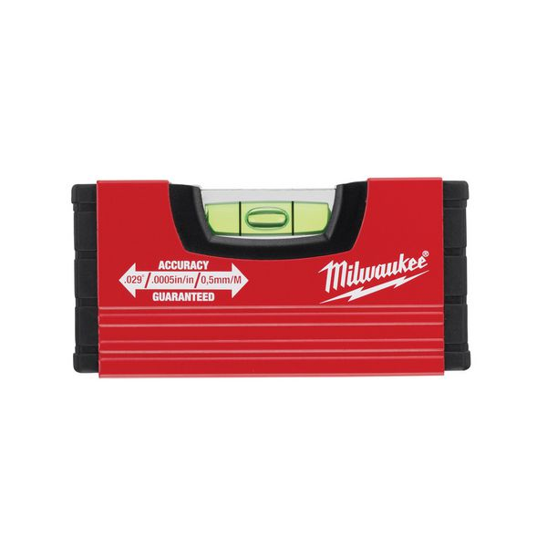 Set of 5 Milwaukee Spirit Levels