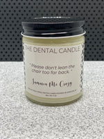 dental candle, dental gift